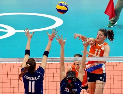 Сборная Российской Федерации поволейболу вРио была сильнее команды Японии
