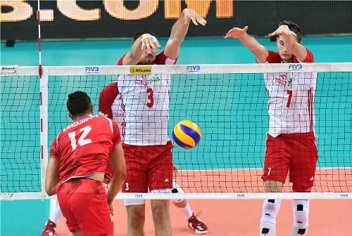 Волейболисты Франции вКазани победили Болгарию вматче Мировой лиги