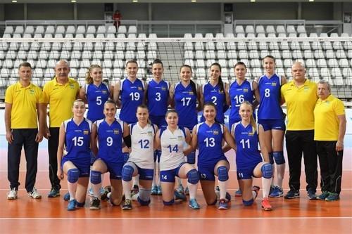 Сборная Украины без цельного поражения вышла вполуфинал Евролиги
